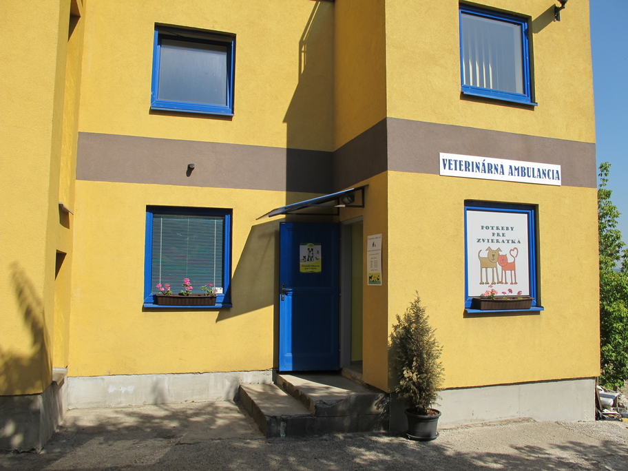 veterinarna ambulancia kosice